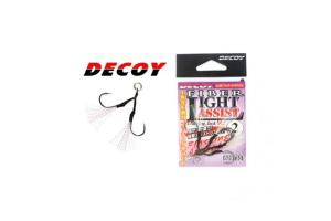 DJ-92 FIBER LIGHT ASSIST HOOK