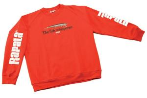 Rapala Sweater Red Size: S/M