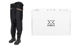 SIE X-STRETCH WAIST WADER w/EVA BOOT